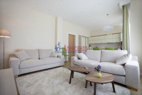 3-комнатная квартира (160м2) на продажу по адресу Репино пос., Зеленогорское шос., 12— фото 2 из 12