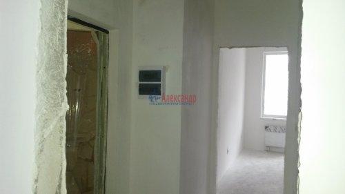 1-комнатная квартира (38м2) на продажу по адресу Кудрово дер., Пражская ул., 9— фото 5 из 17