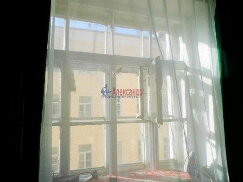 Комната в 4-комнатной квартире (115м2) на продажу по адресу Невский пр., 128— фото 5 из 10