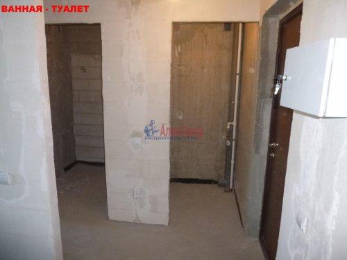 1-комнатная квартира (39м2) на продажу по адресу Бугры пос., Школьная ул., 11— фото 5 из 16