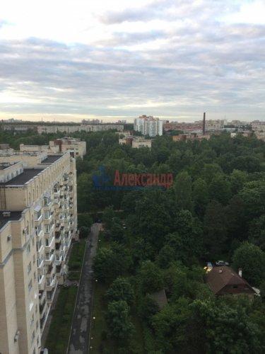 1-комнатная квартира (24м2) на продажу по адресу Орбели ул., 17— фото 9 из 13