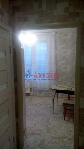 1-комнатная квартира (40м2) на продажу по адресу Обуховской Обороны пр., 110— фото 2 из 6