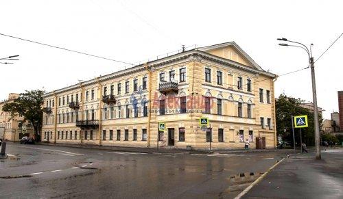 4-комнатная квартира (168м2) на продажу по адресу Кронштадт г., Аммермана ул., 15/10— фото 1 из 15