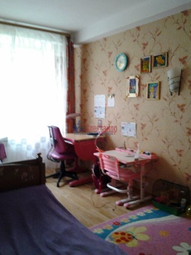 2-комнатная квартира (45м2) на продажу по адресу Юрия Гагарина просп., 20— фото 3 из 11