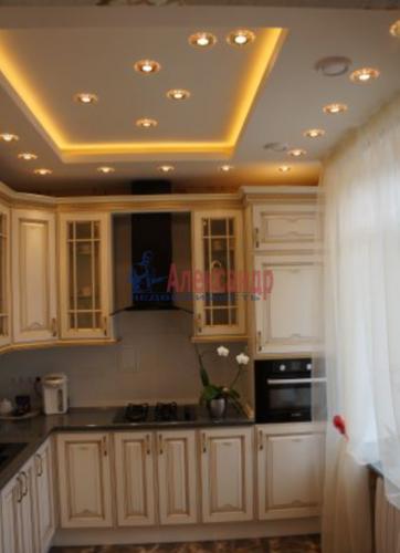 3-комнатная квартира (98м2) на продажу по адресу Петергоф г., Ропшинское шос., 7— фото 21 из 22