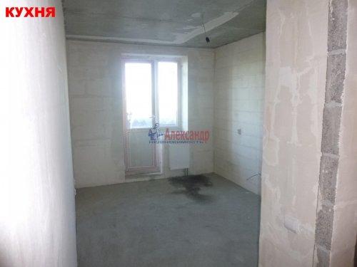 1-комнатная квартира (39м2) на продажу по адресу Бугры пос., Школьная ул., 11— фото 6 из 16