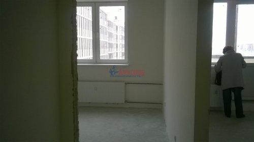 1-комнатная квартира (32м2) на продажу по адресу Мурино пос., Охтинская аллея, 4— фото 4 из 4