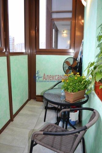 3-комнатная квартира (80м2) на продажу по адресу Комендантский пр., 53— фото 8 из 18