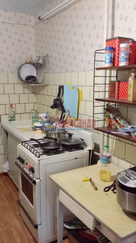 1-комнатная квартира (54м2) на продажу по адресу Выборг г., Кутузова бул., 11— фото 10 из 16