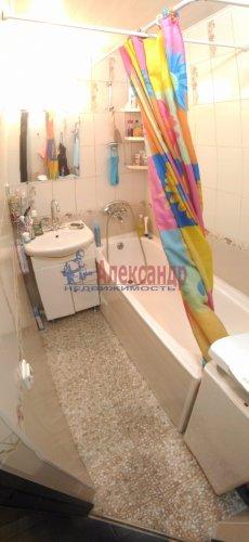 1-комнатная квартира (40м2) на продажу по адресу Мурино пос., Оборонная ул., 2— фото 13 из 18