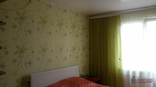 3-комнатная квартира (77м2) на продажу по адресу Осиновая Роща пос., Приозерское шос., 12— фото 4 из 17