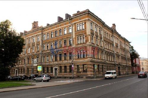 2-комнатная квартира (68м2) на продажу по адресу Выборг г., Крепостная ул., 37— фото 1 из 16