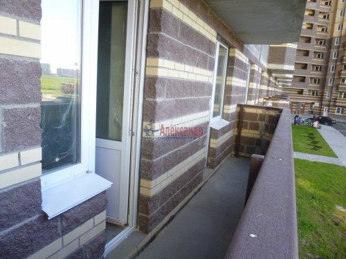 1-комнатная квартира (39м2) на продажу по адресу Бугры пос., Школьная ул., 11— фото 7 из 16
