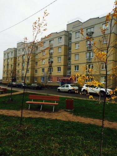 2-комнатная квартира (50м2) на продажу по адресу Пушкин г., Ростовская ул., 4— фото 1 из 16