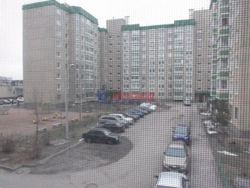 1-комнатная квартира (37м2) на продажу по адресу Всеволожск г., Добровольского пр., 18— фото 2 из 15
