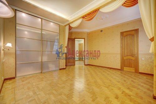3-комнатная квартира (96м2) на продажу по адресу Краснопутиловская ул., 13— фото 13 из 14