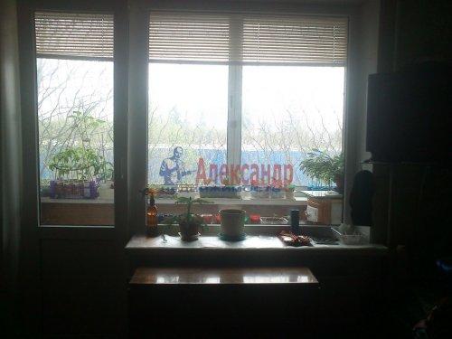 1-комнатная квартира (36м2) на продажу по адресу Малое Верево дер., Кириллова ул., 1— фото 1 из 5