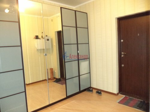 3-комнатная квартира (109м2) на продажу по адресу Луначарского пр., 13— фото 10 из 27