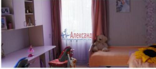 3-комнатная квартира (98м2) на продажу по адресу Петергоф г., Ропшинское шос., 7— фото 4 из 22