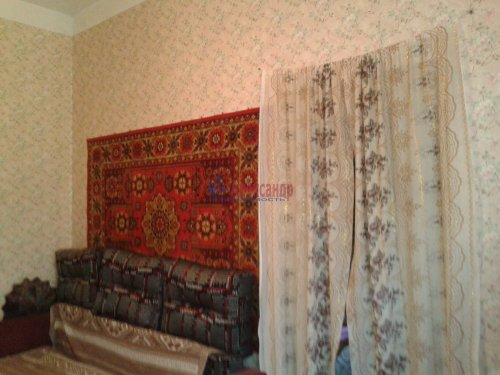 2-комнатная квартира (43м2) на продажу по адресу Кузнечное пгт., Молодежная ул., 8— фото 9 из 10
