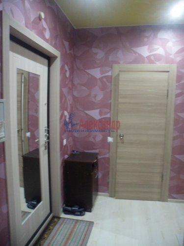 1-комнатная квартира (38м2) на продажу по адресу Мурино пос., Охтинская аллея, 6— фото 2 из 6