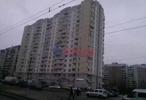 1-комнатная квартира (40м2) на продажу по адресу Авиаконструкторов пр., 20— фото 2 из 6