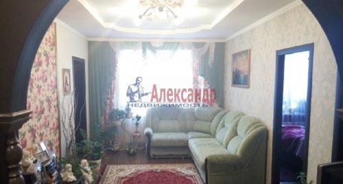 2-комнатная квартира (63м2) на продажу по адресу Ворошилова ул., 27— фото 3 из 13