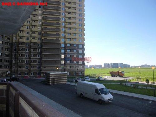 1-комнатная квартира (39м2) на продажу по адресу Бугры пос., Школьная ул., 11— фото 9 из 16