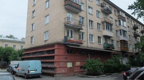 2-комнатная квартира (43м2) на продажу по адресу Пушкин г., Магазейная ул., 29— фото 1 из 9