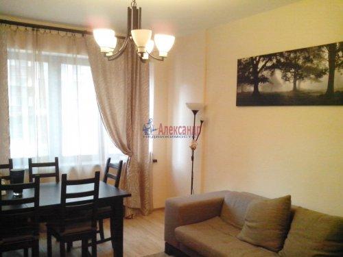 3-комнатная квартира (81м2) на продажу по адресу Мурино пос., Менделеева бул., 7— фото 2 из 24
