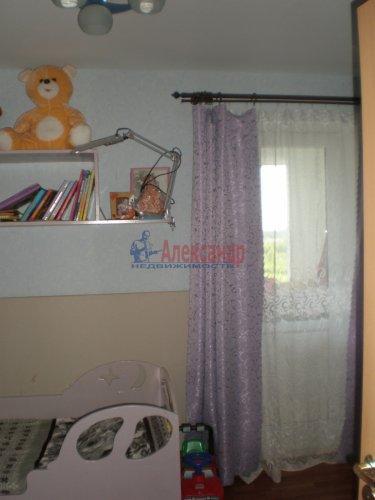 2-комнатная квартира (56м2) на продажу по адресу Глажево пос., 15— фото 2 из 7