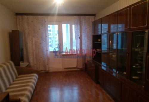 1-комнатная квартира (40м2) на продажу по адресу Авиаконструкторов пр., 20— фото 4 из 6