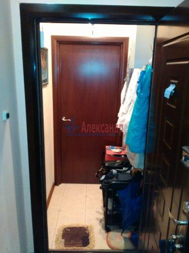 1-комнатная квартира (46м2) на продажу по адресу Науки пр., 17— фото 3 из 21