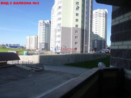1-комнатная квартира (39м2) на продажу по адресу Бугры пос., Школьная ул., 11— фото 10 из 16