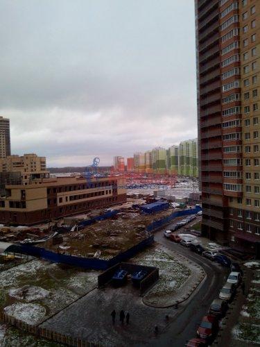 1-комнатная квартира (35м2) на продажу по адресу Мурино пос., Новая ул., 7— фото 7 из 7
