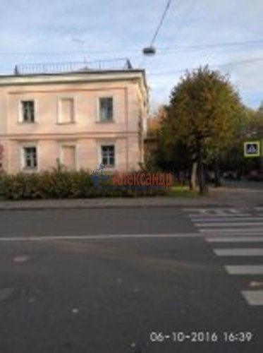 1-комнатная квартира (33м2) на продажу по адресу Пушкин г., Магазейная ул., 50/37— фото 2 из 7