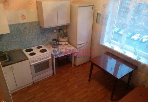 1-комнатная квартира (40м2) на продажу по адресу Авиаконструкторов пр., 20— фото 5 из 6