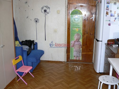 Комната в 3-комнатной квартире (74м2) на продажу по адресу Белы Куна ул., 6— фото 2 из 12