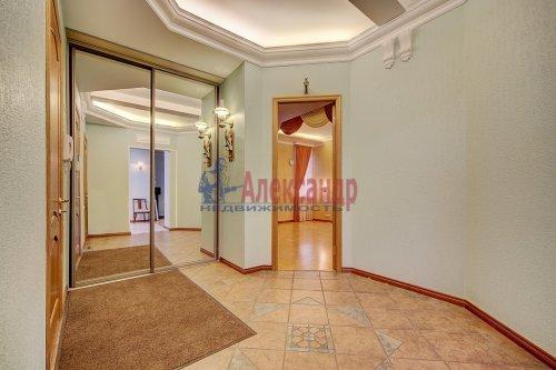 3-комнатная квартира (96м2) на продажу по адресу Краснопутиловская ул., 13— фото 5 из 14