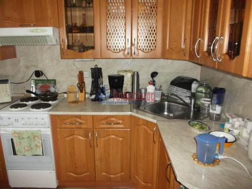 1-комнатная квартира (37м2) на продажу по адресу Всеволожск г., Добровольского пр., 18— фото 1 из 15