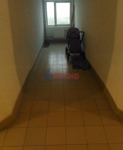1-комнатная квартира (37м2) на продажу по адресу Мурино пос., Оборонная ул., 2— фото 20 из 23
