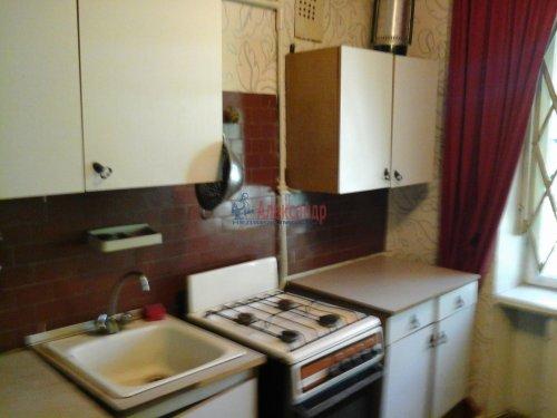 1-комнатная квартира (32м2) на продажу по адресу Светлановский просп., 72— фото 2 из 5