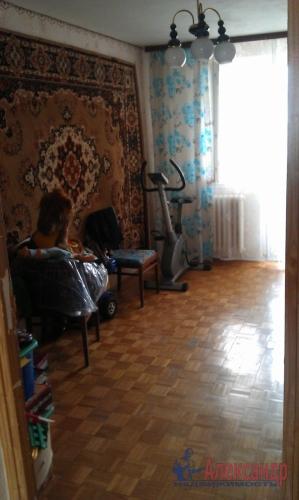 3-комнатная квартира (60м2) на продажу по адресу Новое Девяткино дер., 49— фото 9 из 16
