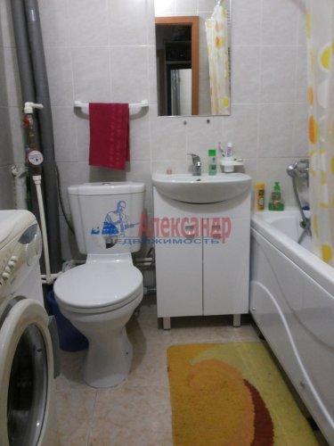 1-комнатная квартира (28м2) на продажу по адресу Новое Девяткино дер., Флотская ул., 7— фото 6 из 7