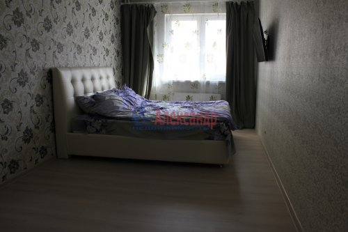 2-комнатная квартира (58м2) на продажу по адресу Шушары пос., Новгородский просп., 10— фото 2 из 16