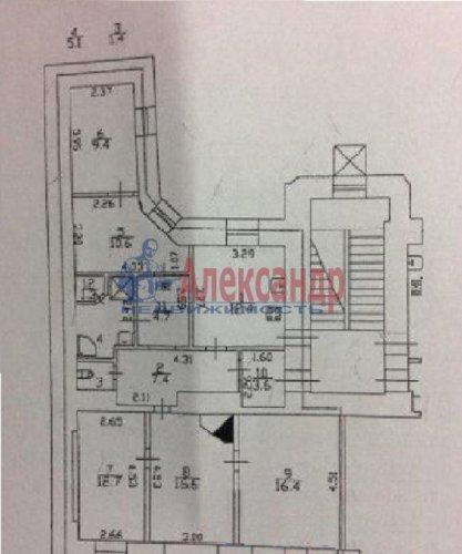 5-комнатная квартира (102м2) на продажу по адресу 4 Советская ул., 13— фото 9 из 10