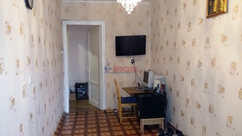 4-комнатная квартира (90м2) на продажу по адресу Лиговский пр., 247— фото 5 из 20