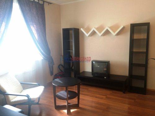 1-комнатная квартира (48м2) на продажу по адресу Поликарпова аллея, 2— фото 11 из 26