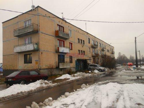 2-комнатная квартира (50м2) на продажу по адресу Житково пос., 23— фото 1 из 27