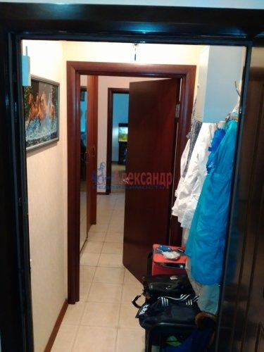 1-комнатная квартира (46м2) на продажу по адресу Науки пр., 17— фото 4 из 21